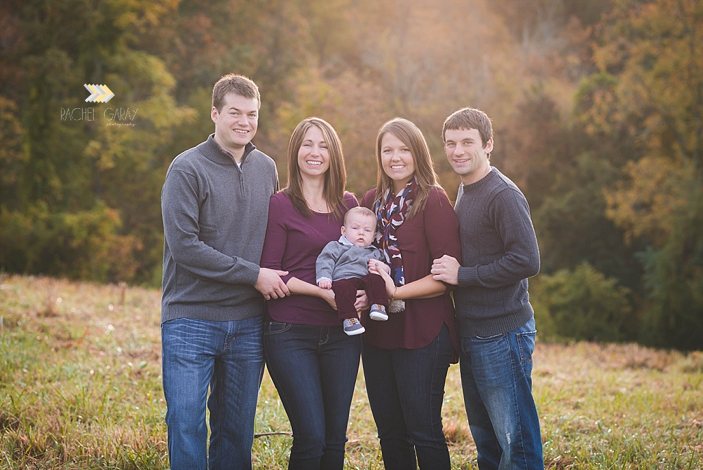 Madison : Outdoor family photography near me