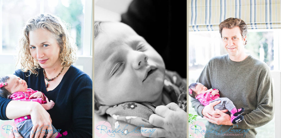 Rockville family and newborn portraits