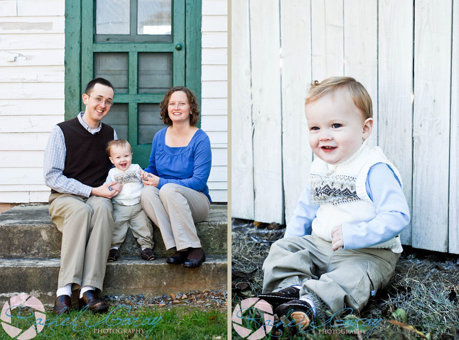 Rockville family photography featuring the R Family with toddler
