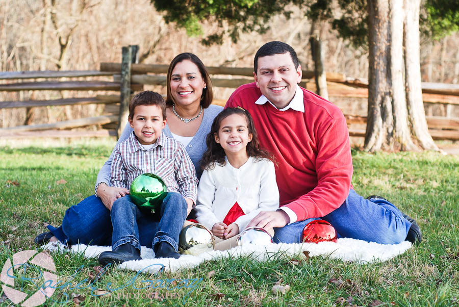These photos are custom family portraits in Rockville MD