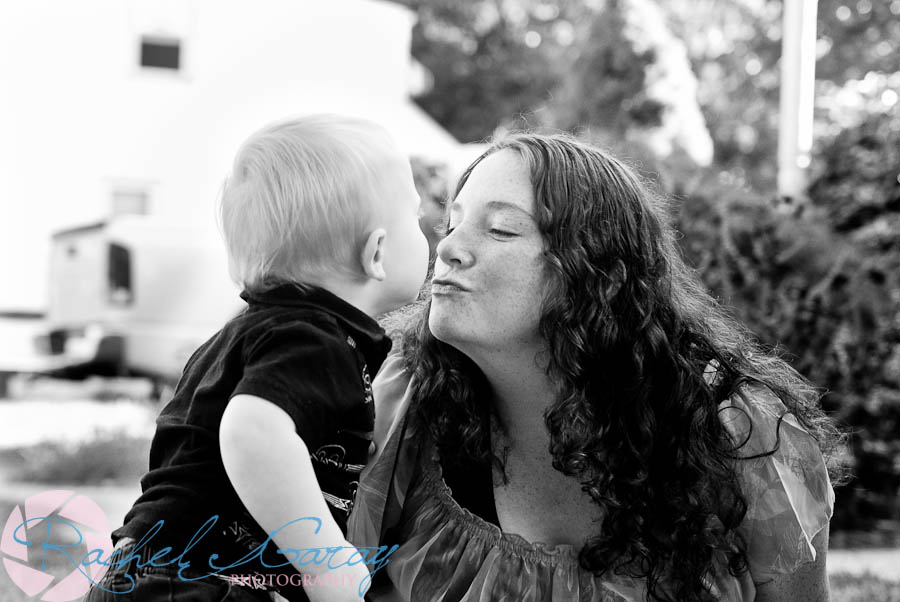 Mother and son in this Eldersburg family portraits session