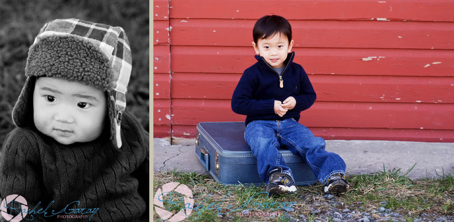 Bethesda child and baby photography session