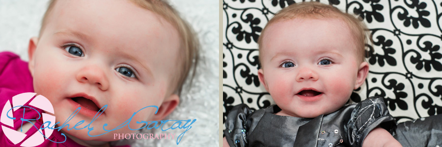 Rockville child and baby photography at Christmas