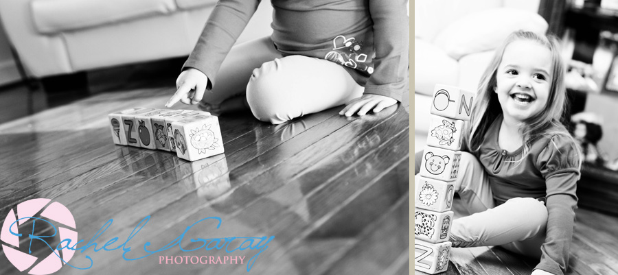 Child and family portraits taken in Rockville MD