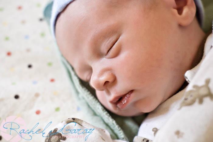 Rockville newborn baby photographer