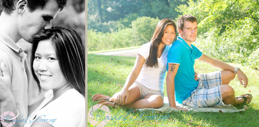 Silver Spring couples photography session outdoors!